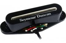 Seymour Duncan Stk-s2b - Hot Stack Strat Chevalet Noir