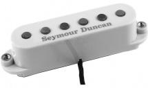 Seymour Duncan Stk-s6-w - Custom Stack Plus Blanc