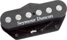 Seymour Duncan Stl-3 - Quarter-pound Tele Chevalet Noir