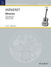 Meneret L. - Rveries - Guitare