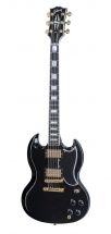 Gibson Sg Custom Ebony Gh 2018