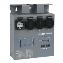 Showtec Dim-4lc Dimmerpack