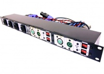 Hk Audio Patch Bay In/out Rack Ampli