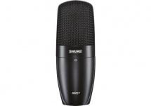 Shure Shure Ksm27 Micro De Studio Condensateur Cardioide Voix Et Instrument