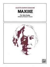 Maxixe For Solo Guitar - Guitar