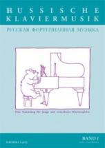 Russische Klaviermusik Vol.1 - Piano - Facile A Intermediaire