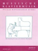 Russische Klaviermusik Vol.2 - Piano - Intermediaire