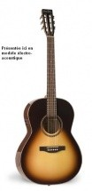 Simon and Patrick Woodland Pro Folk Spruce Sunburst