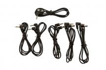 Skb 1skb-ps-ac2 - Kit De Cables Adaptateurs 9 V Pour Pedalboard