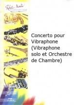 Cadee J.l. - Concerto Pour Vibraphone (vibraphone Solo Et Orchestre De Chambre)