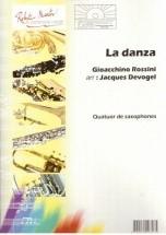 Rossini G. - Devogel J. - La Danza
