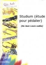 Cadee J.l. - Studium (tude Pour Pdalier)
