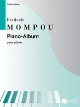 Mompou F. - Piano-album - Collection Xxe Siecle - Piano