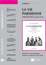 Offenbach J. - La Vie Parisienne - Chant Et Piano