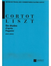 Liszt - 6 Etudes D