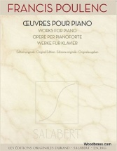 Poulenc F. - Oeuvres Pour Piano