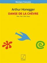 Honegger G. - Danse De La Chevre - Flute