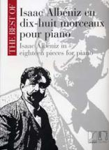 Albeniz Isaac - Best Of 18 Morceaux - Piano