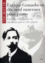 Granados Enrique - Best Of 19 Morceaux - Piano
