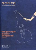 French Fun - Serie Des Annees Folles - Fingerstyle Guitar Songbook Vol.1
