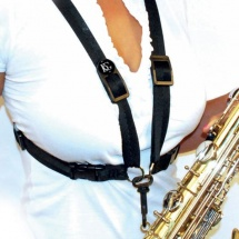Bg Harnais Saxophone A/t Confort Femme