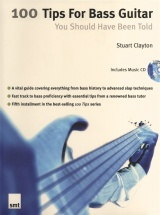 Stuart Clayton - 100 Tips For Bass Guitar You Should Have - Bass Guitar