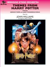 Williams John - Themes From Harry Potter - String Orchestra
