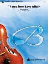 Morricone Ennio - Love Affairme From - String Orchestra