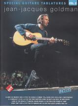 Goldman J.j. - Special Guitare Tablatures Vol.2