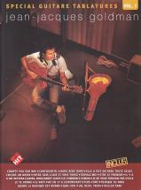 Goldman J-j - Spécial Guitare Tablatures Vol.1