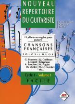 Le Nouveau Repertoire Du Guitariste