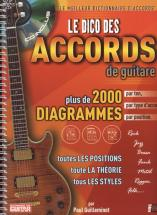 Dico Des 2000 Accords De Guitare + Cd