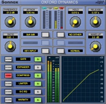 Sonnox Oxford Dynamics Plug-in Natif