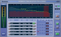 Sonnox Oxford Fraunhofer Pro-codec Plug-in Natif