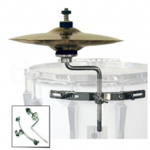 Sonor Zm 6555 Support Cymbale Charleston Hi Hat Sur Caisse Claire