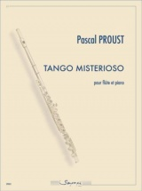 Proust Pascal - Tango Misterioso - Flute & Piano