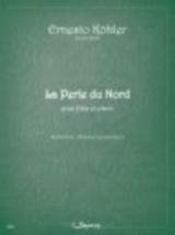 Kohler E. - La Perle Du Nord - Flute and Piano