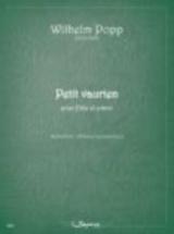 Popp Wilhelm - Petit Vaurien - Flute & Piano