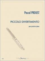 Proust Pascal - Piccolo Divertimento