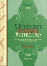 A Renaissance Keyboard Anthology. Vol. 2. Grades 4-5