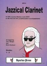 Jazzical Clarinet - Clarinette Et Piano