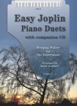 Easy Joplin Piano Duet