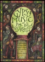 Gipsy Music For Bb Instruments  + Cd