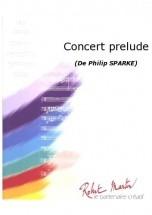 Sparke P. - Concert Prelude