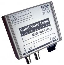 Solid State Logic Delta Link Madi Opti Coax