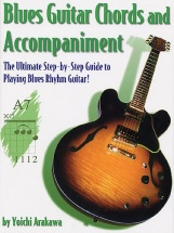 Blues Guitar Chords And Accompaniment - Guitar
