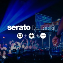 Serato Expansion Pack Tool Kit - Scratch Card