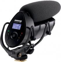 Shure Micro Canon Avec Enregistreur