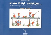 Bellon F./bert H. - Si Ma Flûte Chantait - Flûte Seule