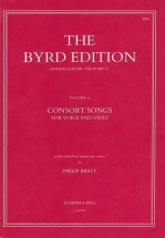Byrd William - Consort Songs - The Byrd Edition Vol.15